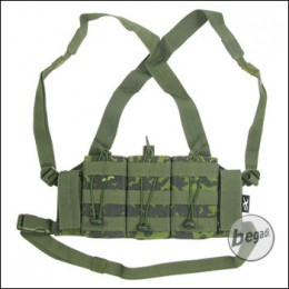 "BE-X Mikro Chest Rig ""M4 Edition"" - dänisch tarn"