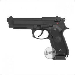 """KJW M9 A1 """"PRO"""" GBB, schwarz, CO2 Version (frei ab 18 J.)"""