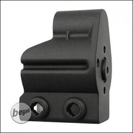 Begadi G3 Metall Endkappe ohne Slinghalterung