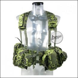 "BE-X Combat Webbing ""EPHOD"" / IDF Vest - dänisch tarn"