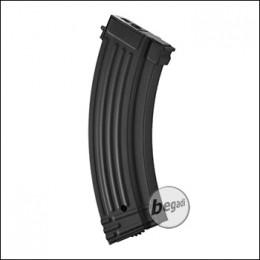 Battleaxe AK47 HighCap Magazin (600 BBs) -schwarz-