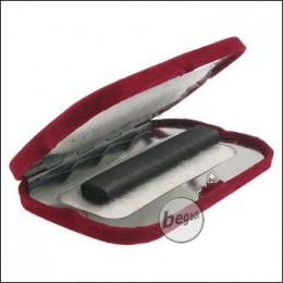 Mobiler Taschenofen für Holzkohlestäbchen