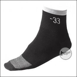"""Minus33 Merino Socken """"Low Rise Trail"""", aus Mischgewebe - Gr. S"""