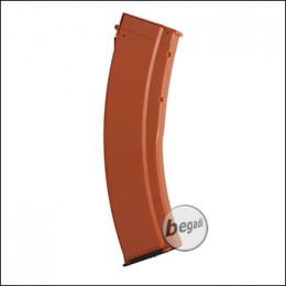 Begadi RPK Highcap Magazin (800 BBs) -orange-