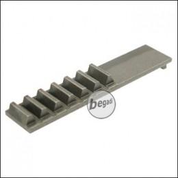 Zahnreihe für Begadi Reinforced Vollzahn Piston