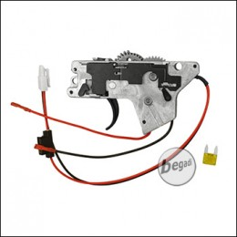 ICS MK3 Lower Gearbox mit Feder Entspannfunktion, semi only, passend für alle ICS M4/CXP Split Box Systeme  [MA-273] (frei ab 18 J.)