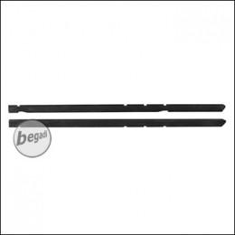 Z Parts VFC MP7 Steel Stock / Stahlschienen [VFC-MP7-001]