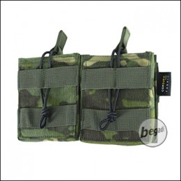 BE-X Open Mag Pouch, double, für HK417 - multicam tropic