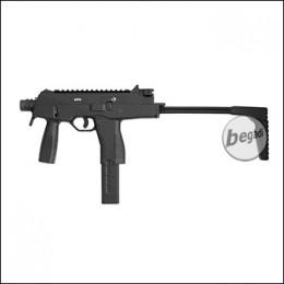 KWA B&T MP9 A1 GBB -schwarz- (frei ab 18 J.)