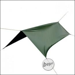 BE-X Tarp, Pocket II, SilNylon, 145x240cm - olive