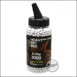 2.000 S&T BIO BBs 6mm 0,30g hell - im Feeder