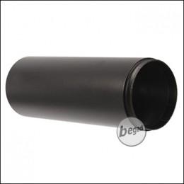 Begadi 125mm Scope Extender für Zielfernrohre mit 40mm Objektiv - schwarz
