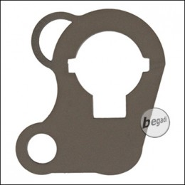 Synthesis Sling Swivel Plate für M4 Modelle -TAN- [PC01, TAN]