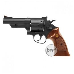 "UHC Spring Revolver 4"" -dunkel- (UA931B) ""Begadi Edition"" < 0,5 J."