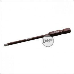 Begadi PRO Tools - 2,5mm Innensechskant PowerTip