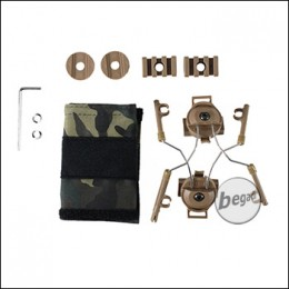 Z-Tactical Helm Rail Adapter Set für COMTAC I & II -TAN- [Z046]