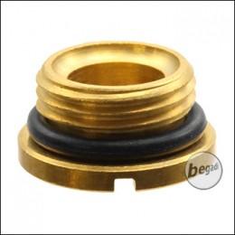 KJW M700 Part No. 83 & 84 - Valve Screw Nut & O-Ring