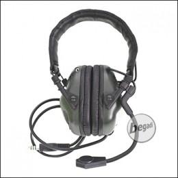 EARMOR -Universal- Headset M32 mit Schallschutz - olive [M32-FG]