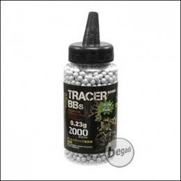 2.000 S&T -TRACER- BBs 6mm 0,23g - im Feeder