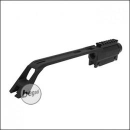 Begadi G36 Tragegriff mit RIS Schiene & integriertem Zielfernrohr -Version 2-