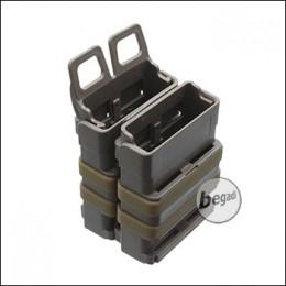 KYOU FAST MAG / Hartschalen Magazintasche für M4/M16 etc. (5,56mm) - TAN