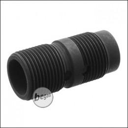 Z Parts Stahl Flash Hider CW / CCW Adapter (14MM+ zu 14MM-) [Z-KIT-002]
