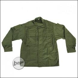 BE-X BDU Gen. II Jacke, olive, Rip Stop - Gr. XXL