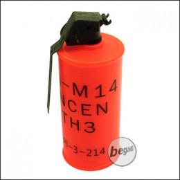 "Emerson Wurfkörperatrappe, 1:1 Maßstab, ""AN - M14 Incendiary"""