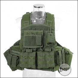 """Invader Gear Plate Carrier / Plattenträger """"COMBO"""" - olive"""