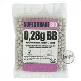500 LH Super Grade -BIO- BBs 6mm 0,28g