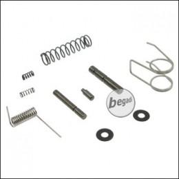Begadi Spring & Pin Set für GBB M4s (WA und Klone)
