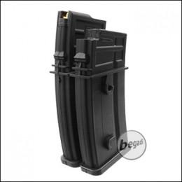 Battleaxe G36 Elektro Dual Highcap Magazin (1000 BBs)