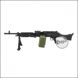 S&T M240 Machine Gun AEG < 0,5 J.