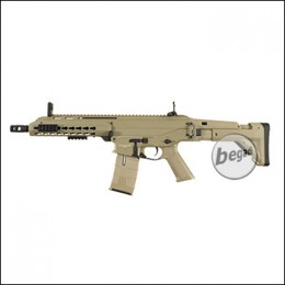 ICS CXP-APE S-AEG, short, in TAN (frei ab 18 J.) [IMT-230-1]