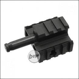 WELL Bipod Adapter für L96 / MB01 Serie