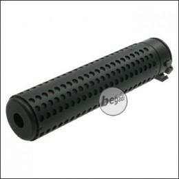 Begadi QD Silencer mit Flashhider - schwarz