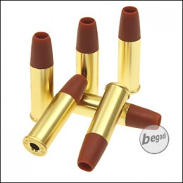 6er Pack Ersatzhülsen für Legends .357 Magnum CTG. CO2 Revolver [2.5973.1]