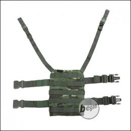 BE-X Modulare Beinplatte - multicam tropic