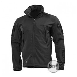 "Pentagon Softshell Jacke ""Artaxes"" in Schwarz"