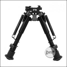 """Begadi """"Multi Purpose Sniper"""" Zweibein / Bipod  -schwarz-"""