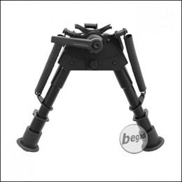 """Begadi """"Balanced Sniper"""" Zweibein / Bipod  -schwarz-"""