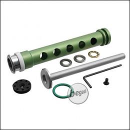 Begadi CNC 90° Upgrade Piston Kit inkl. Springguide für L96 / Well MB01, MB04, MB05, MB06 Federdruck Modelle