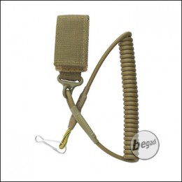 Begadi Basic Retention Lanyard / Sicherungsband - TAN