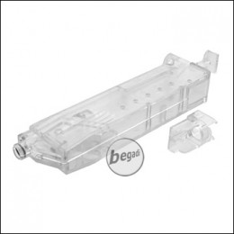 Begadi Basic BB Speed Loader / Loading Tool, kleine Version -transparent- (90 BBs)