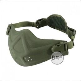 "Begadi Basic Schutzmaske ""Ultralight"", vorgeformt - olive"