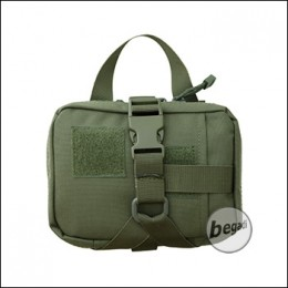 Begadi Basic Universal Medic Pouch -olive-