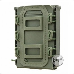 "Begadi Basic Low Profile Mag Pouch / Magazintasche ""5.56 & 7.62"" - olive"