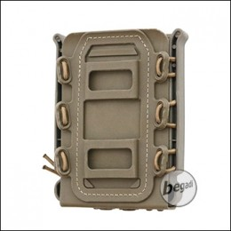 "Begadi Basic Low Profile Mag Pouch / Magazintasche ""5.56 & 7.62"" - TAN"
