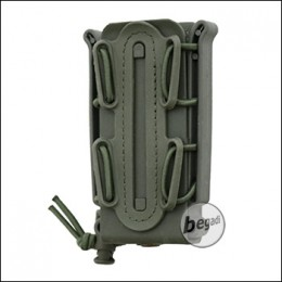 "Begadi Basic Low Profile Pistol Mag Pouch / Magazintasche ""9mm"" - olive"
