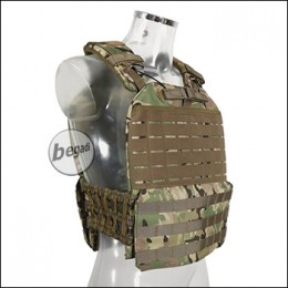 "Begadi Basic Plattenträger / Plate Carrier ""Warrior"" - multiterrain"
